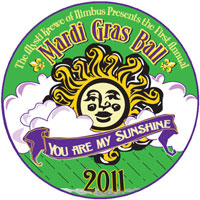 Portland's First Annual Mardi Gras Ball